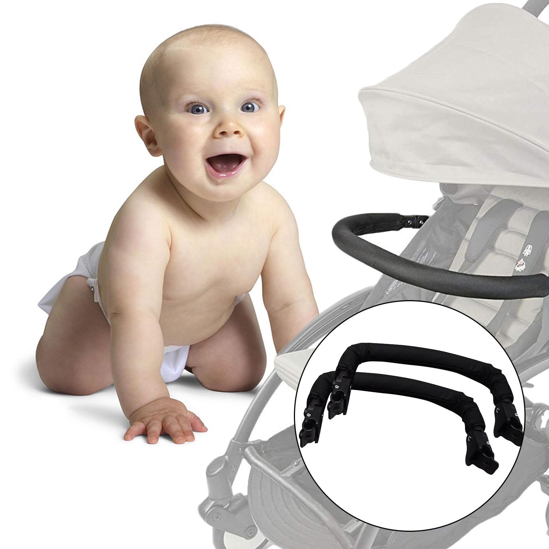 Universal Baby Stroller Armrest Handle Handlebar Crossbar Bumper Bar For Babyzen YOYO YOYO+ YOYA VOVO Babysing Hiwide YUYU