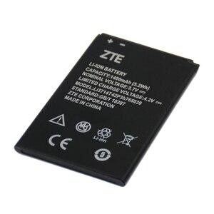 Image 3 - Batería Original Li3714T42P3h765039 para ZTE Blade A3 T220 AF3 T221 A5 AF5 A5 Pro Q3 T230 1400mAh capacidad Real akku