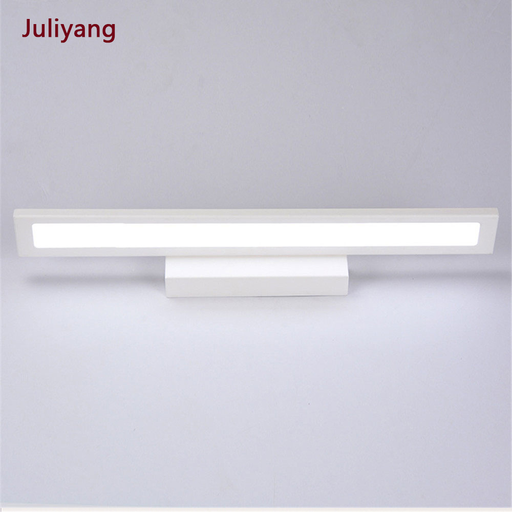 Modern Minimalist LED Wall Lamp Bathroom Mirror Front Wall Sconce 5W 8W 11W Mirror Cabinet Light AC85-265V