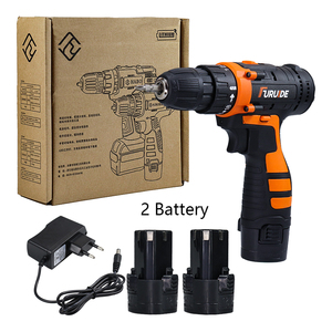 Tool Electric Screwdrivers Cordless Drill Rechargeable Household Electric Drill Screwdriver Repair Tool Electric Screwdriver