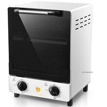 12L многофункциональная электрическая печь для завтрака, мини-домашняя Вертикальная печь для выпечки мяса, сладкого картофеля, хлеба, пиццы, печи для 0-60 минут