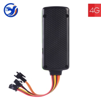 Mini car gps tracker 4G GPS locator CAR LTE ACC IP65 Waterproof cut off oil SOS Free APP tracking platform GPS Tracking device image