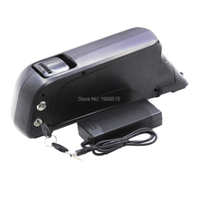 EU US NO TAX 250W 350W tube ebike battery pack 36V 8Ah 10Ah 12.5Ah shark battery pack with 42V 2A charger us eu no tax 36v 11ah rear rack battery pack 36v 350w 500w electric bicycle lithium ion battery