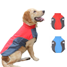 1 pc Warm Puppy Jacket Waterproof Dog Winter Coat Vest Pets Clothes Clothing For Dogs Keep out the cold Bulldog labrador