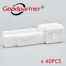 40X pojemnik na zużyty tusz gąbka do projektora Epson L355 L210 L120 L365 L110 L111 L130 L132 L211 L220 L222 L300 L301 L360 L362 L363 L366 L455