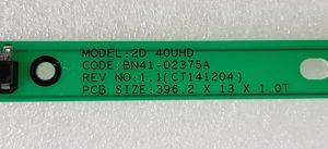 Image 3 - 10Pieces/lot   BN96 34791A BN96 34792A  LED TV SAMSUNG UE40KU6100 UE40JU6400 UE40MU6105   100%NEW