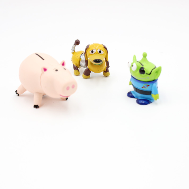 Купить горячая 7/9pcshot с героями мультфильма «история игрушек» базз