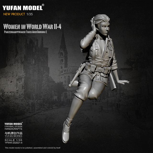 Women in World War II-04 1/35