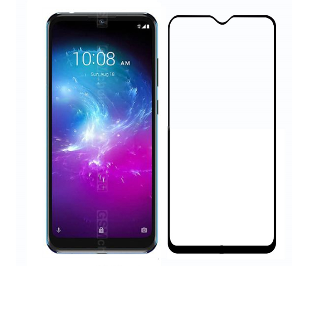 For ZTE Blade A5 2020  Screen Protector Case Full Cover Tempered Glass Protective 9H 2.5D Film
