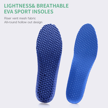 Buy TOPSOLE Elastic breathable insoles sports running insoles non-slip quick-drying unisex insoles orthopedic memory foam 637 directly from merchant!