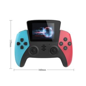 Image 5 - Przenośny 2.8 Cal Mini konsola do gier, ręczny 16 bit Emulator, wbudowany w 1000 gra wideo kieszeń MP5 graczy, Retro konsola gier wideo