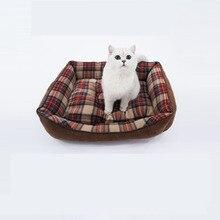 Pet Warm Mat Cat Bed Dog Mat Winter mat Soft Cotton Pet Sofa Dog House Large  Dog  Travel Mat цены