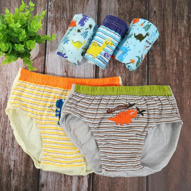 Boys Kids Children Cars Briefs Pants Underwear 3 Pack Age 3-8 Years
