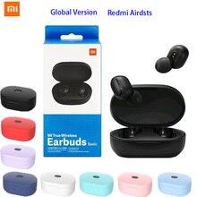Mini Earphone Mi True Tws Xiaomi Redmi Airdots Global-Version Wireless Earbuds Bluetooth 5.0