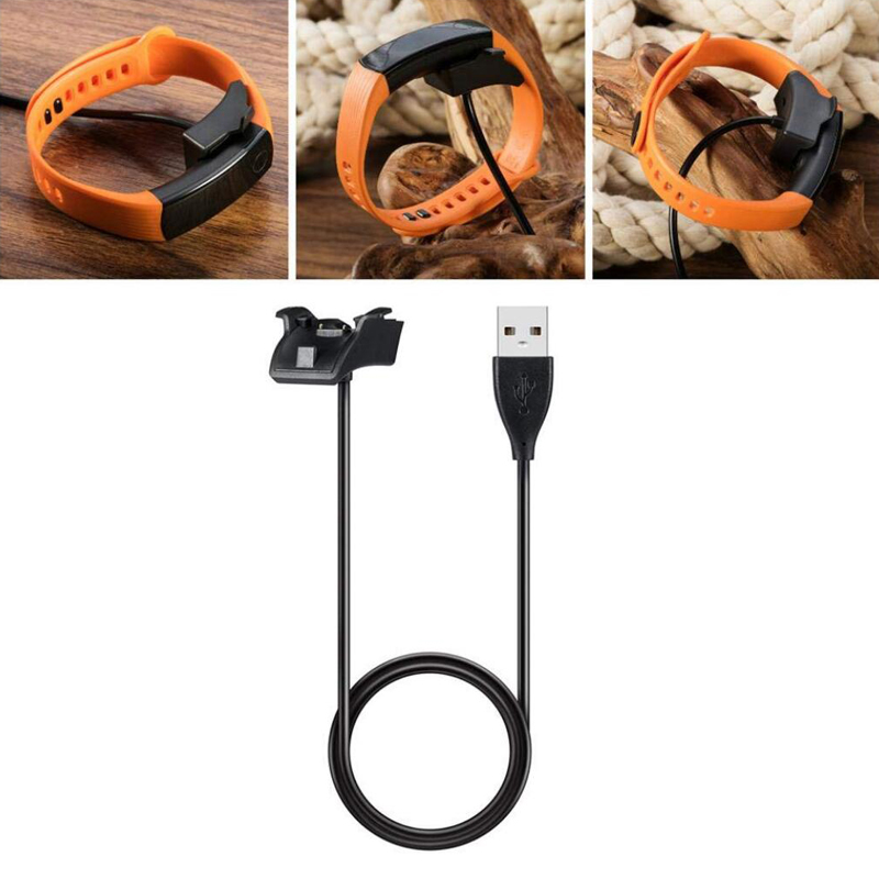 Dock <font><b>Charger</b></font> Adapter USB Charging Cable Cord For <font><b>Huawei</b></font> <font><b>Honor</b></font> <font><b>Band</b></font> 5/4/<font><b>3</b></font>/2 B29 Band5 Band4 Band3 Pro Eris Sport Smart Wristband image