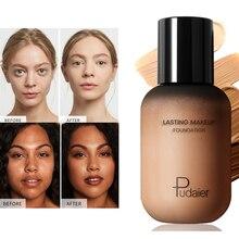 Pudaier Professional 40ml Long-Lasting Makeup Face Foundation Cream for Concealing Make up Tonal base maquiagem TSLM1