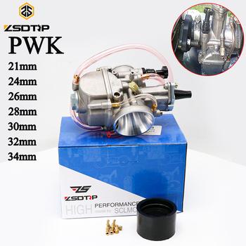 ZSDTRP dla PWK 21 24 26 28 30 32 34 dla Keihin Koso gaźnik PWK z turbo dla 50cc-250cc 2T 4T gaźnik motocyklowy tanie i dobre opinie CN (pochodzenie) Aluminum 0 57kg pwk carburador Iso9001 L-462 12cm 50cc - 350cc For Keihi Koso pwk oko carburador