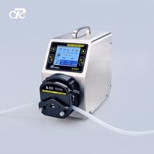 السائل نقل الجرعات الصغيرة مضخة أنابيب التمعجية القياس