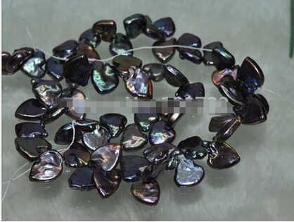 +++ 817 สวย 2strs AA ++ มาก lustre Leaf kasumi Pearl