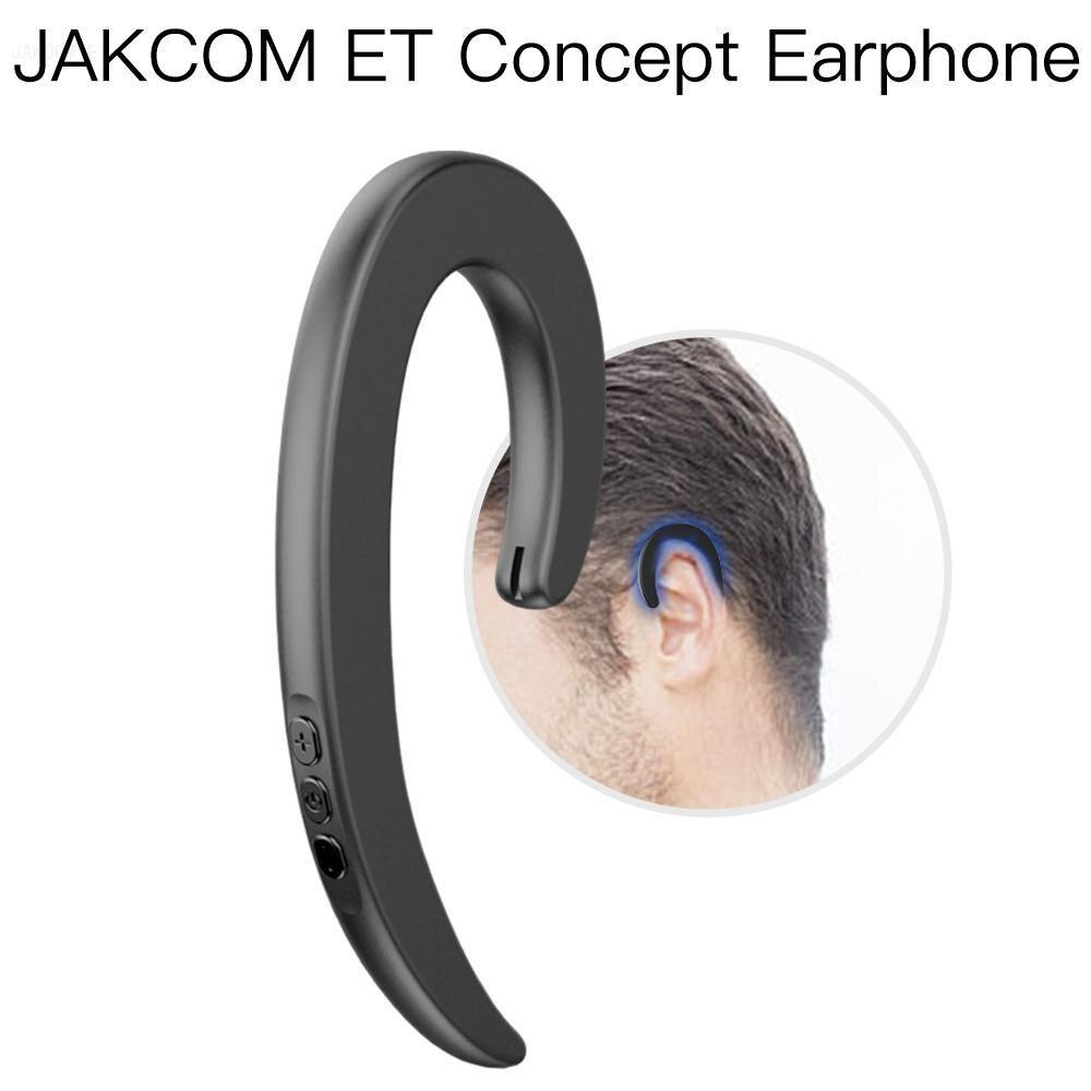 JAKCOM ET Non-In-Ear Concept Earphone Hot sale in Earphones Headphones as waterproof stereo headset headfone elari