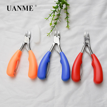 New Toe Nail Clippers 1PC Correction Nippers Clipper Cutters Dead Skin Dirt Remover Podiatry Pedicure Care Tool 30