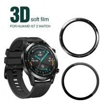Duoteng 2 шт мягкая защитная пленка для huawei watch gt 46 мм