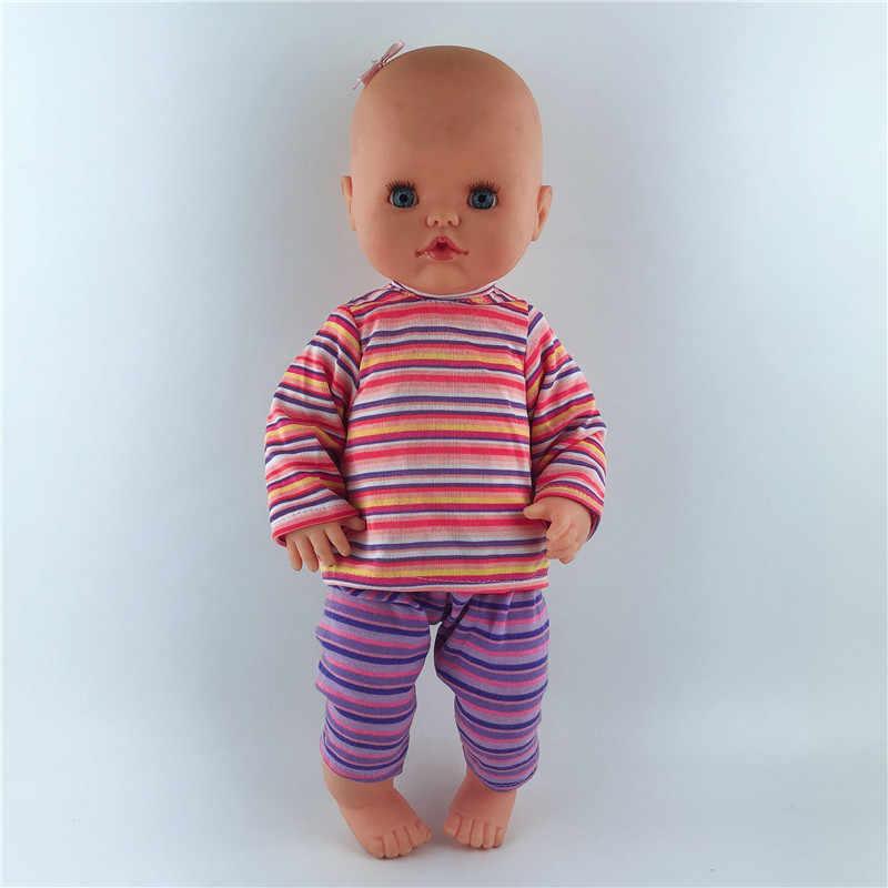 13 Inch Pakaian Boneka 35 Cm St George Ropa Accesorios St George Y Su Hermanita 15 Gaya Rumah Pakaian Set Baju Tidur Santai pakaian