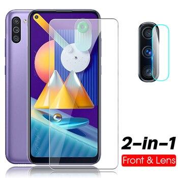 Verre+tremp%C3%A9+2-en-1+pour+Samsung+Galaxy+m11+M11+m+11+verre+de+protection+pour+samsung+a11+a+11+A11+protecteur+d%27%C3%A9cran+verre+d%27objectif