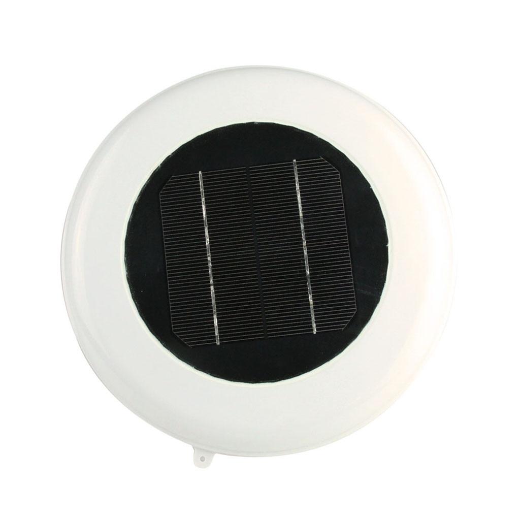 Appliance - Solar Pool-Ionizer Copper Silver Ion Swimming Pool Purifier Water Purifier Kills Algae Solar Pool Ionizer