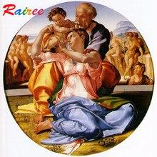 Italia Pittore Michelangelo Pittura