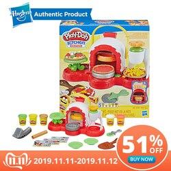 Hasbro Play-Doh Stempel 'n Top Pizza Oven Speelgoed met 5 Niet Giftig Play Doh Kleuren Keuken Creaties samengestelde Klei voor Kinderen Fun Play