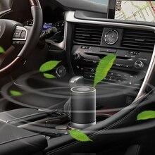Car Air Purifier Cleaner Negative Ion USB Mini Home Vehicle Air Cleaner Remove Formaldehyde Air Purifier Car Accessories