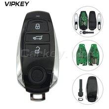 Remotekey Keyless Entry Smart Remote Key 3 Button for VW Touareg 434mhz 7P6959754AL smart car key