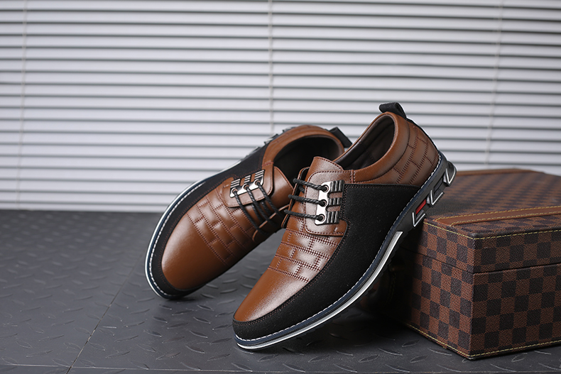 Ha5362a4803b843c2a51e3bd7b5d1ed7aC Design New Genuine Leather Loafers Men Moccasin Fashion Sneakers Flat Causal Men Shoes Adult Male Footwear Boat Shoes