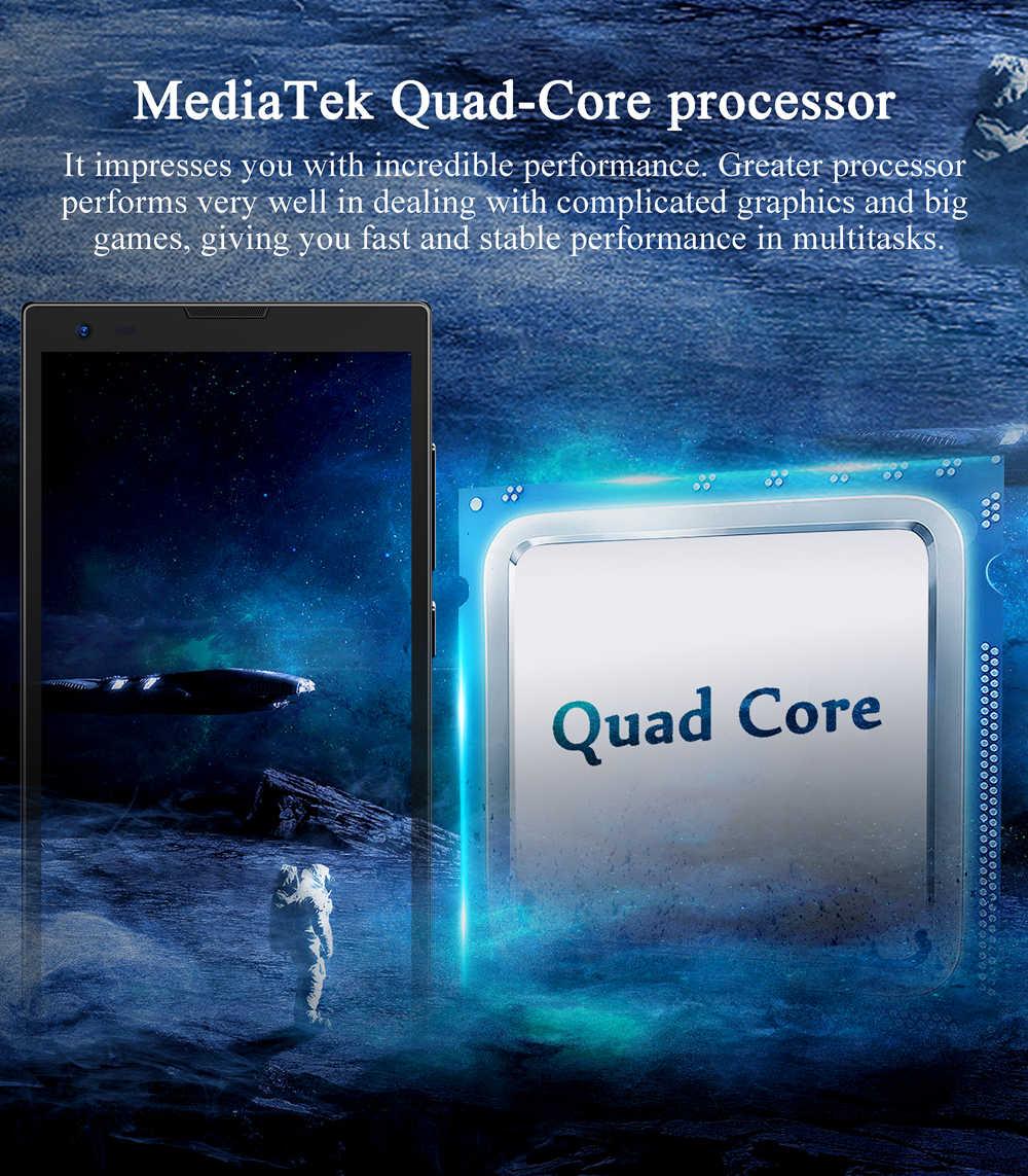 Téléphone portable d'origine Mate 20 mini téléphone portable Android 8.0MP Smartphones Quad Core 1GB RAM 8GB ROM 1280x720 écran HD