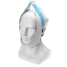 Adjustable Sling Cervical Traction Belt Breathable Cotton Tractor Stretch Hood Neck