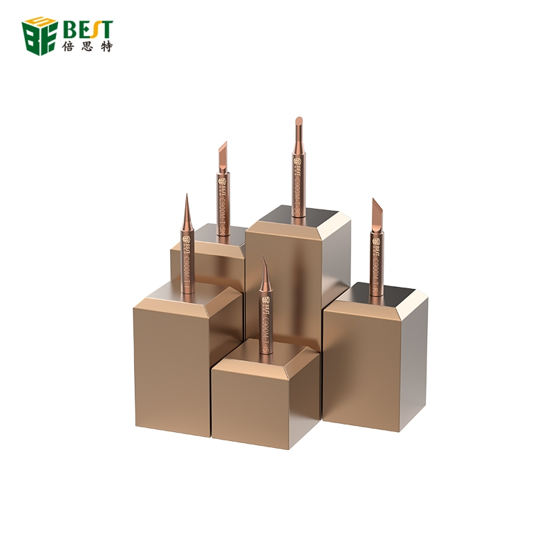 lowest price BEST Original Oxygen-free Pure Copper Soldering Iron Tip 900M-T-IS 900M-T-SK Soldering Iron Tip Special for Horns Plastic