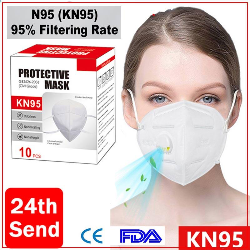 50 Pcs Mask-n95 Masks-n95 Reusable Facemask Face Maskes N95-masks Kn95-mask#28