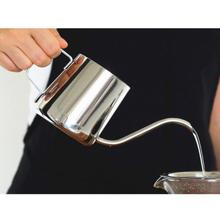 250ml Coffee Tea Pot 304 Stainless Steel Long Narrow Gooseneck Spout Kettle Hand Drip Kettle Pour Over Coffee Pot Coffee Tool