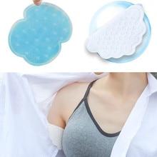 40 шт. подмышечные подушечки для подмышек прокладки от пота поглощающие подушечки для подмышек подкладки одноразовые анти наклейки от пота