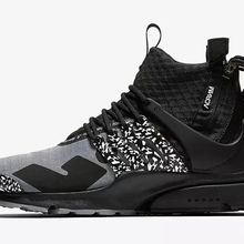Brand New ACRONYM Presto Mid V2 Designer Shoes Camouflage Graffiti Men