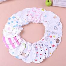 1 Pair Fashion Infant Kids Accessories Boys Girls Anti Scratching Four Seasons Gloves Newborn Protection Cotton Handguard Mitten