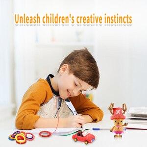 Image 5 - ثلاثية الأبعاد الطباعة القلم SL 300 لتقوم بها بنفسك العبث أفضل هدية السنة الجديدة للأطفال ذكي عالمي الاستخدام الآمن الأعمال الفنية الإبداعية اليدوية