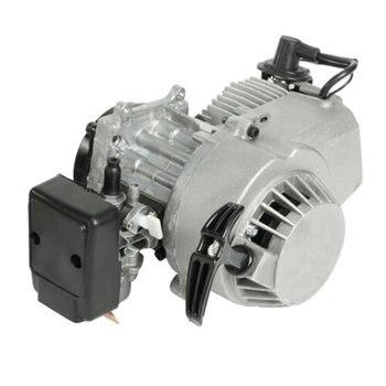 Motor de arranque por cuerda de 2 tiempos 49CC compatible con bolsillo MINI Quad Dirt Bike Scooter ATV herramienta de repuesto para KIT LIFAN