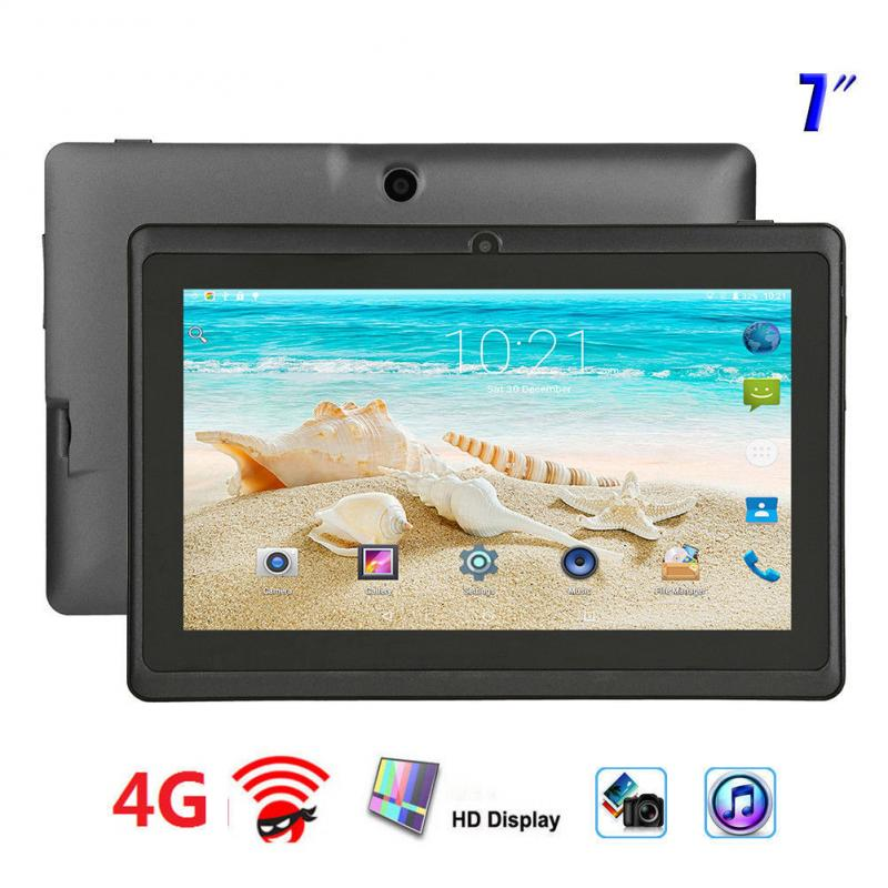 7 Inch  4G ROM Android 4.4 Quad Core Q88 Kids PAD GPS 4GB RAM 512MB ROM 1024 X600 IPS Tablet