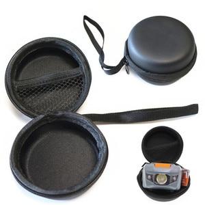 Image 4 - mini  Headlamp 4 Mode lightweight Waterproof LED Head light Camping Head lamp Travel mini hike Headlight AAA battery