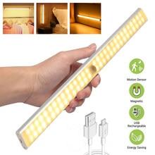 Kablosuz LED dolap altı ışığı hareket sensörü lamba merdiven dolap mutfak koridor ışık dolap dolap LED gece lambası