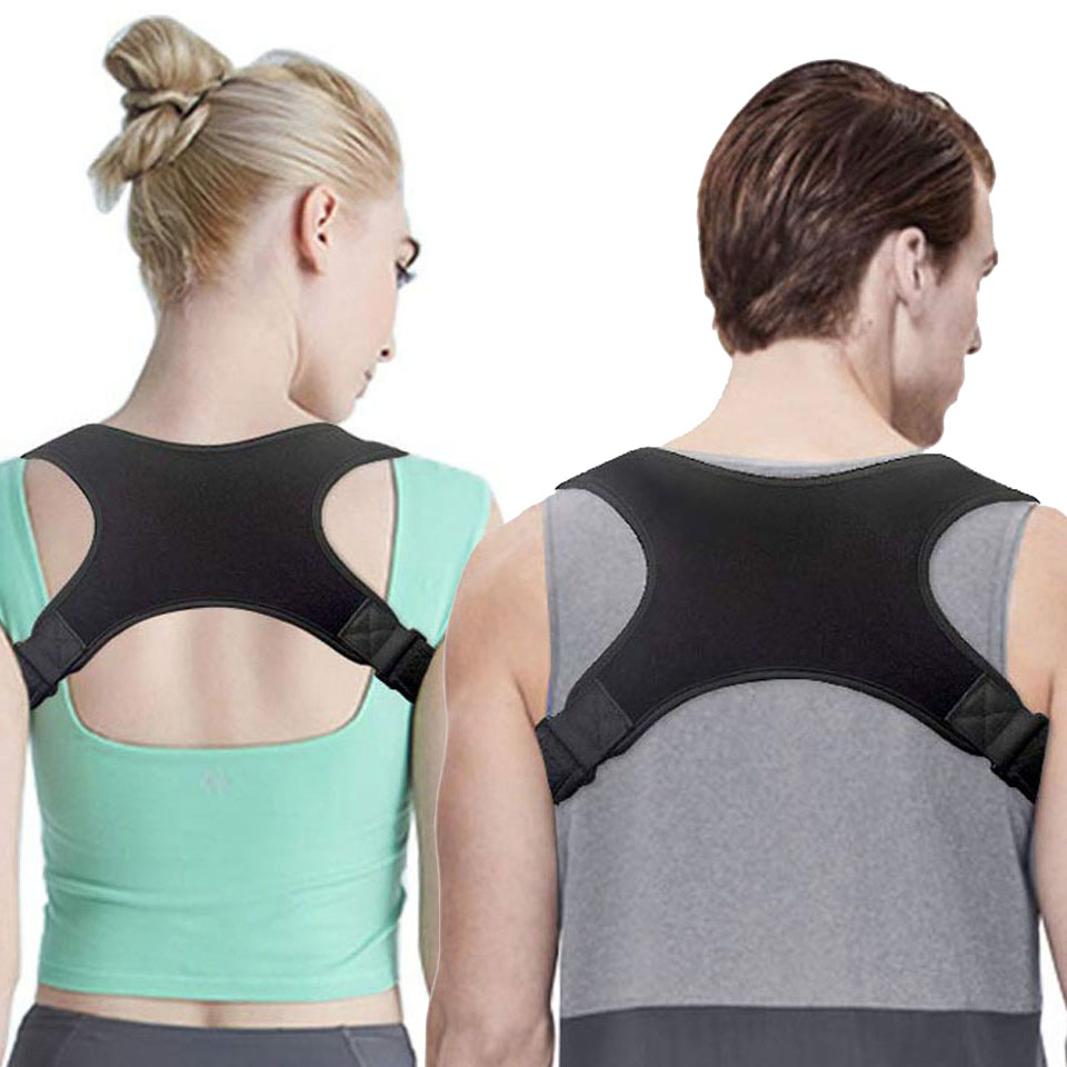 HOT Spine Posture Corrector Protection Back Shoulder Posture Corrector Correction Band Humpback Back Pain Relief Brace