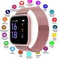2019 женские водонепроницаемые Смарт-часы P70 P68 Plus Bluetooth Smartwatch для Apple IPhone Xiaomi монитор сердечного ритма фитнес-трекер