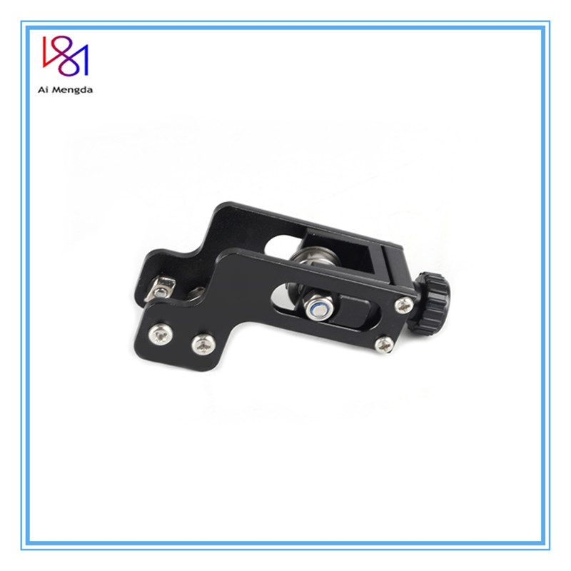 3D Printer Parts <font><b>2040</b></font> <font><b>V</b></font>-<font><b>Slot</b></font> Aluminum Profile Y-axis Synchronous Belt Stretch Straighten Tensioner Silver For Creality Ender-3 image